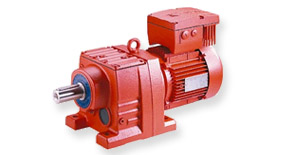 MOVIMOT® Geared Motor with Integrated Frequency Inverter