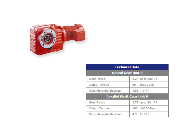 sew-reduced-backlash-gear-units-&-geared-motors-image-1