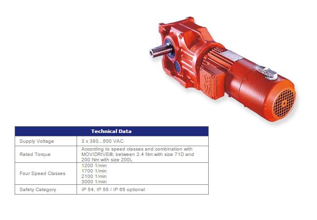 sew-servo-motors-&-servo-geared-motors-image-1