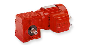 SEW SPIROPLAN® Right Angle Geared Motors